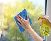 چند روش ساده برای پاک کردن پنجره