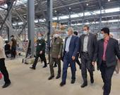 کارخانه ساخت «خانه های پیش ساخته» در پاکدشت افتتاح شد