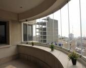 شیشه بالکن؛ انتخابی مدرن برای ساختمان