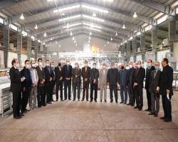 تور صنعتی تخصصی بازدید مدیران دستگاههای اجرایی آذربايجان شرقي از هافمن