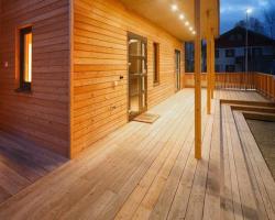 تفاوت ترمووود و چوب معمولی